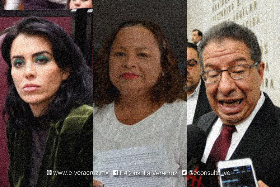 ¿Quiénes son los diputados menos productivos de Veracruz?