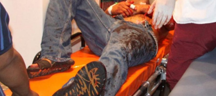 Hombre fue apuñalado durante pelea en colonia El Naranjal en Xalapa