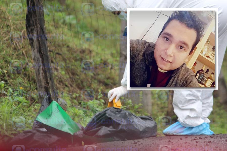 Ignacio estaba desaparecido, sus restos fueron encontrados en cerro de Huatusco