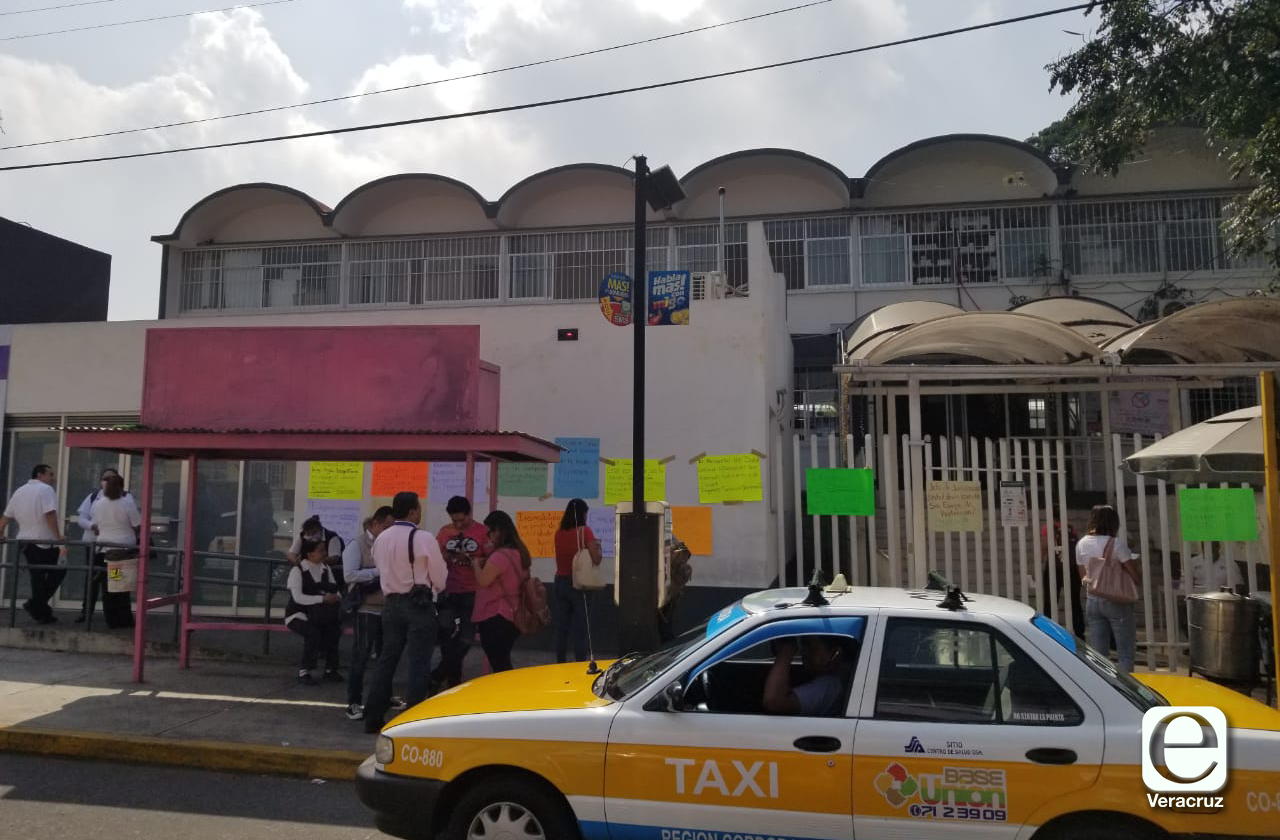 Jurisdicción Sanitaria de Córdoba también trabaja sin protección contra covid-19