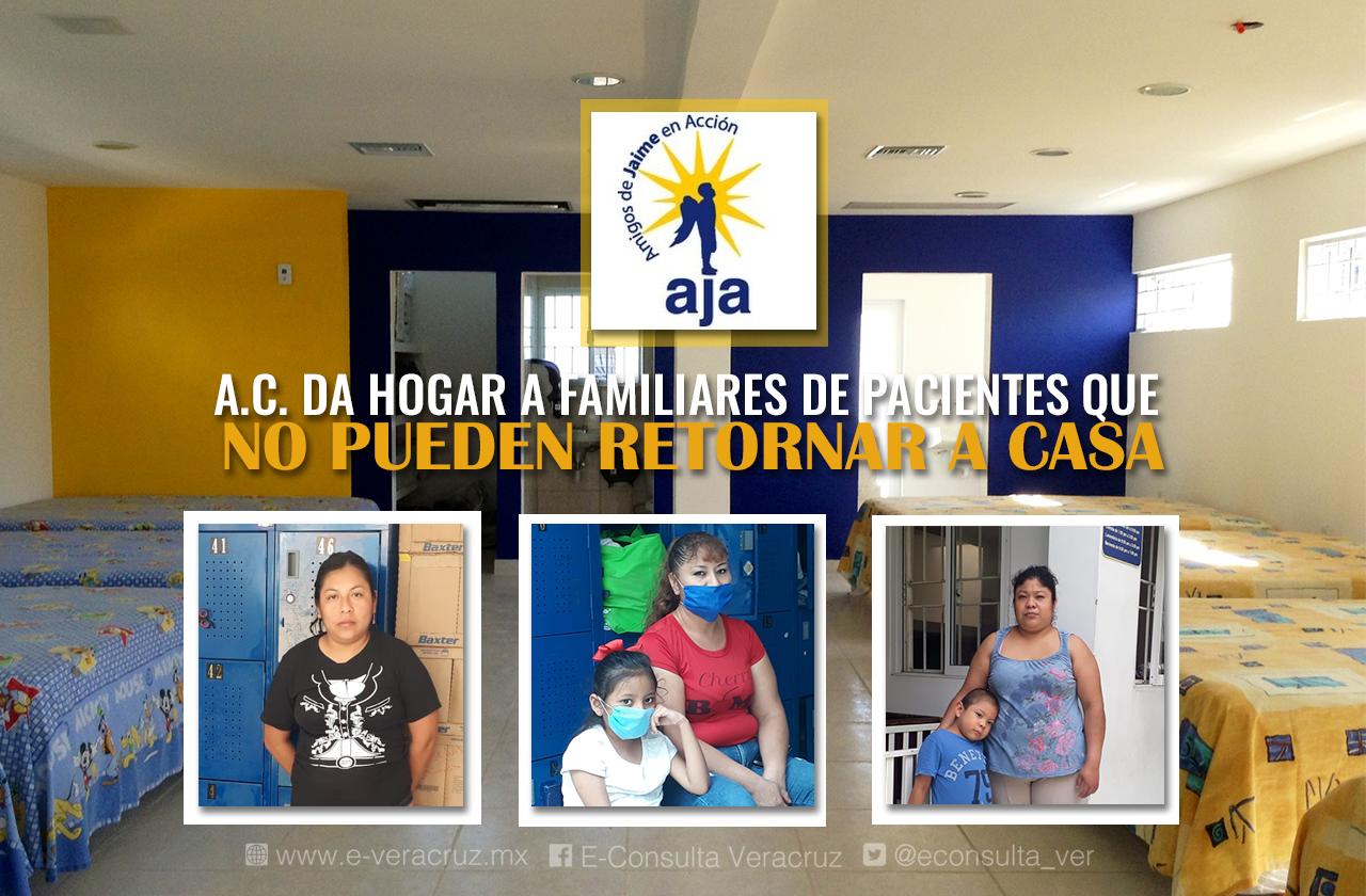 Por contingencia, albergue del puerto reduce alojamiento de pacientes foráneos
