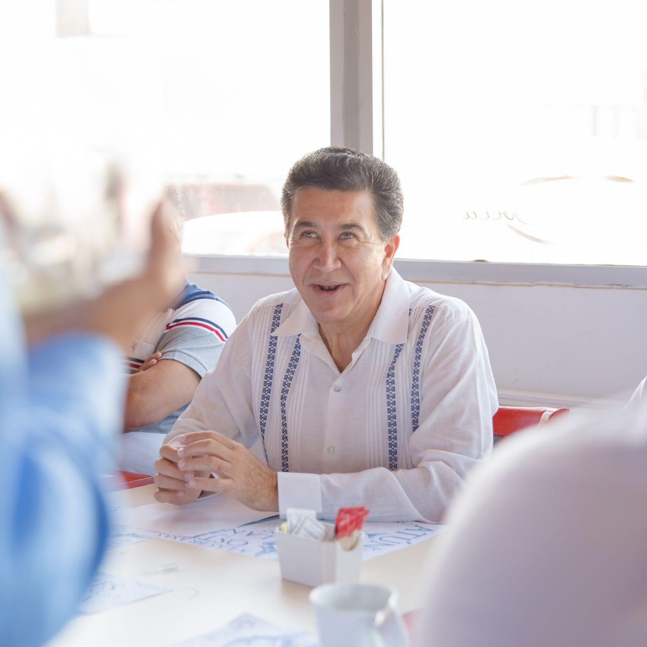 Veracruz sí ha crecido, pero en inseguridad desempleo y deuda pública: Héctor Yunes