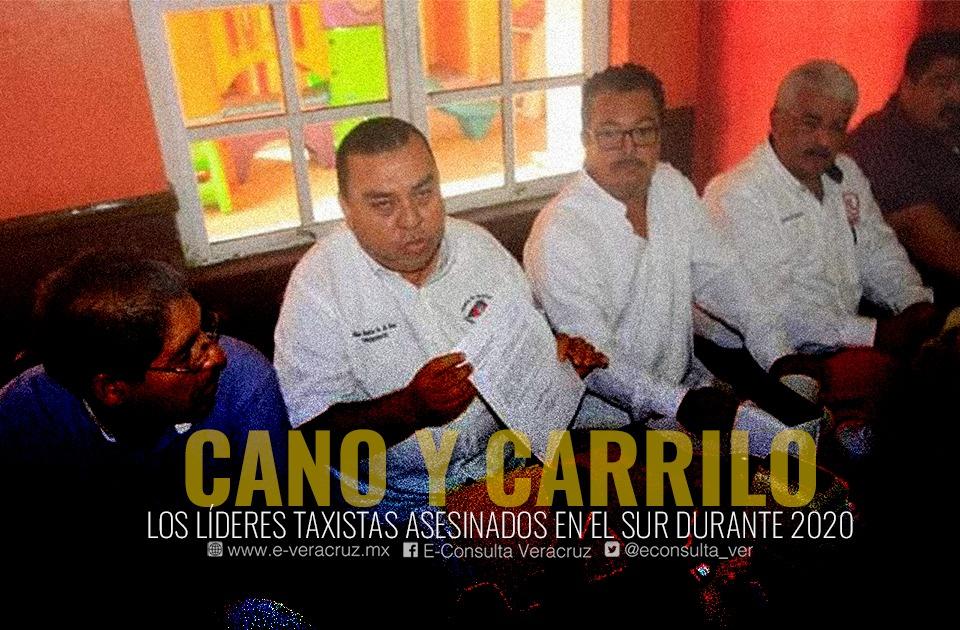 Luis Cano luchó como líder taxista contra UBER, robos y detenciones