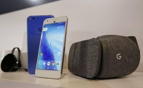 Google presenta Pixel, su nueva línea de celulares, y lanza reto a Apple y Samsung