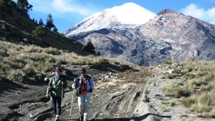 Alpinistas son asaltados con lujo de violencia en Pico de Orizaba