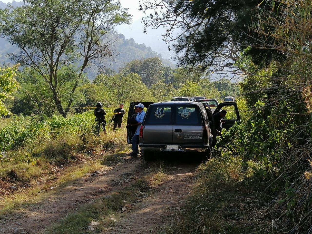 Asesinan a anciano en rancho de Acultzingo y roban sus animales