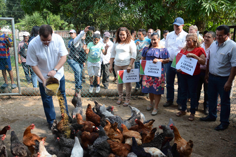 Impulsa gobierno municipal proyectos productivos en colonias veracruzanas vulnerables
