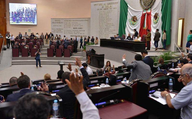 LXIV Legislatura perdonó daño patrimonial en ayuntamientos