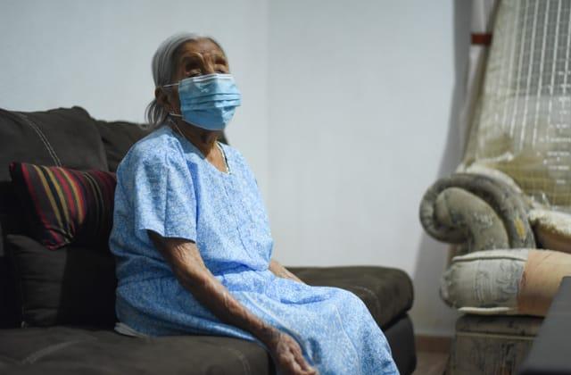 'Que el legado de mi abuela sea un puente y un doctor'