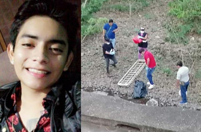 Josué, de 22 años, fue hallado sin vida en una bolsa al sur de Veracruz