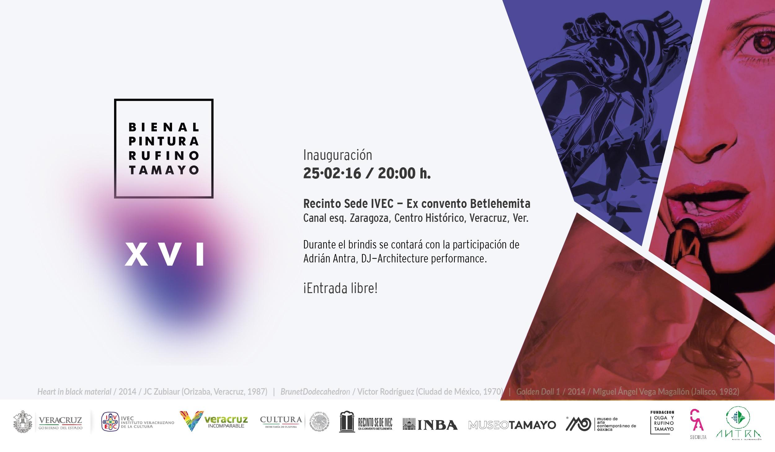 Presentará IVEC importante muestra de pintura contemporánea de México