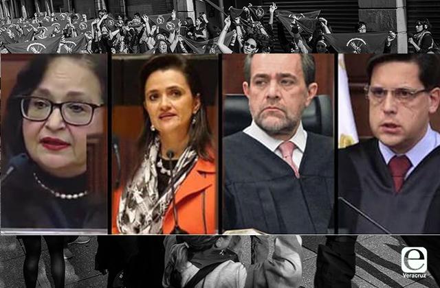SCJN descarta despenalización de aborto en Veracruz