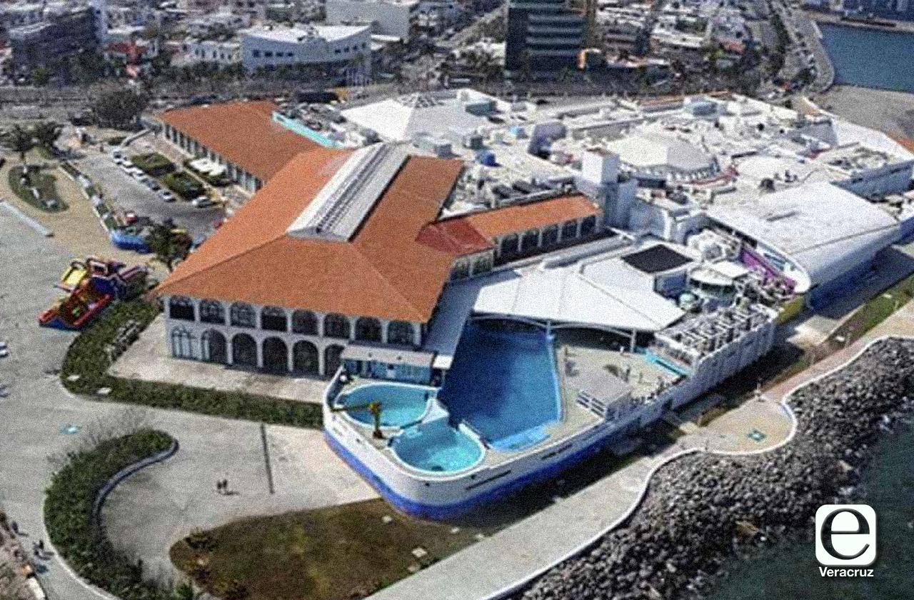 Acuario de Veracruz reabre con municipio en semáforo rojo