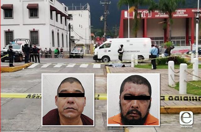 Caen 2 por asesinato de tránsito, en Río Blanco