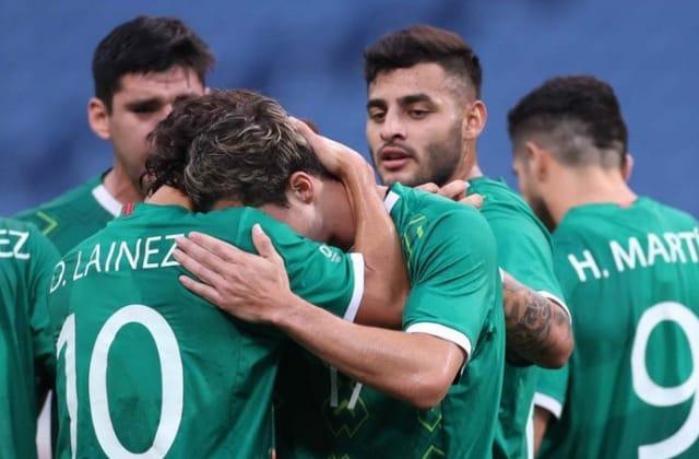 ¡México conquista medalla! 3-1 vence a Japón en Olimpiadas