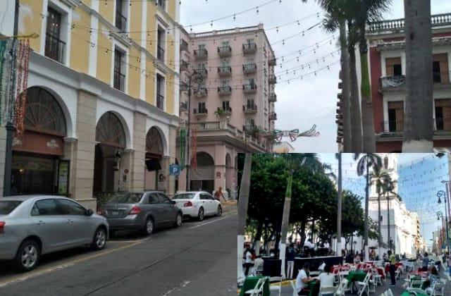 Alerta Preventiva deja sin Independencia Peatonal a Veracruz