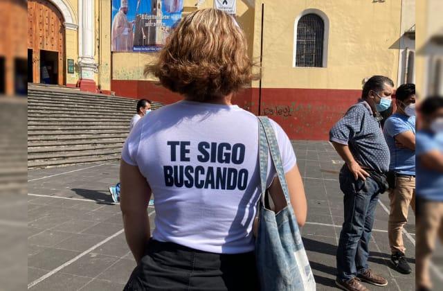 5 años de silencio de FGE por desaparecidos: Colectivo de Xalapa