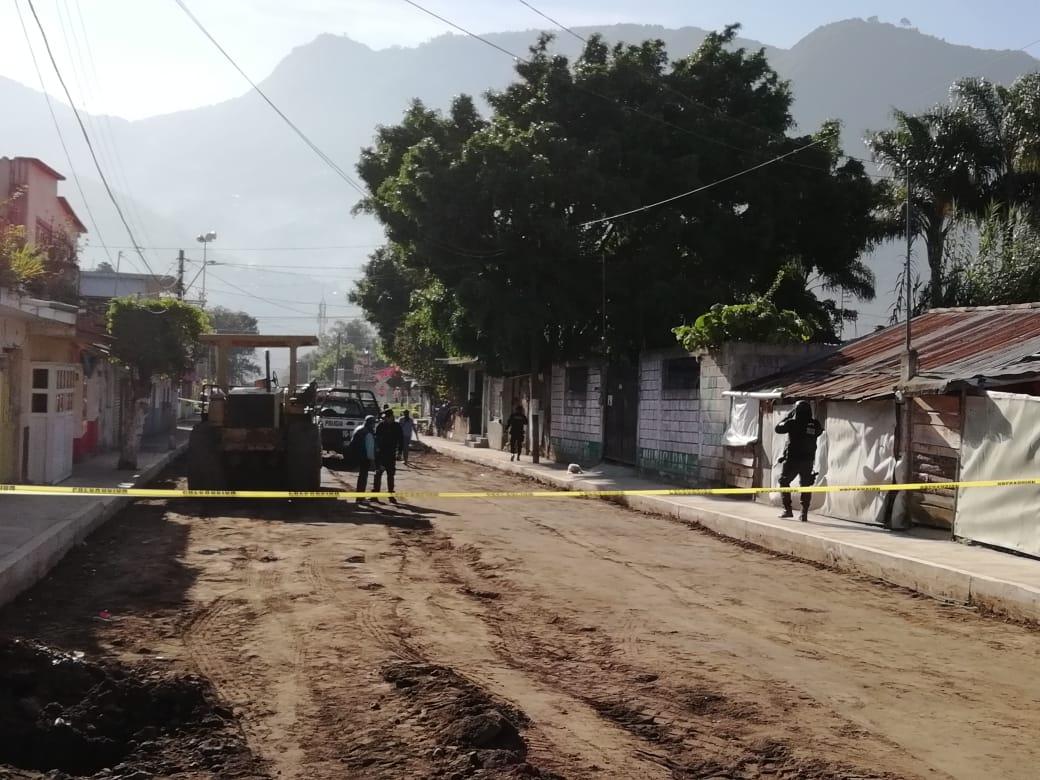 Abaten a otra persona ligada a crimen de Valeria Cruz