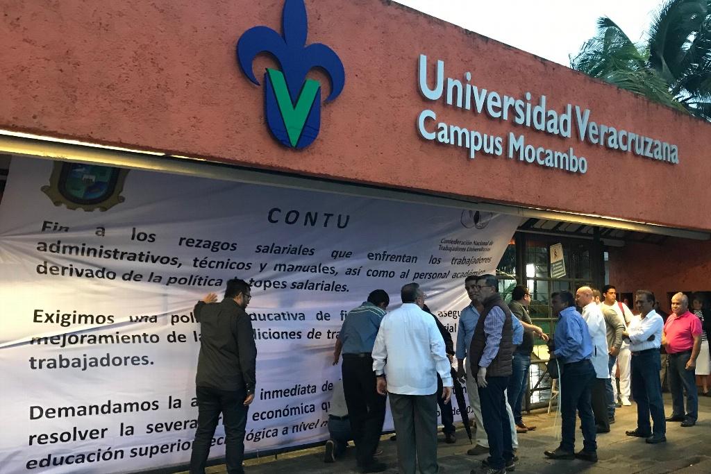 UV suspende labores en apoyo a universidades públicas