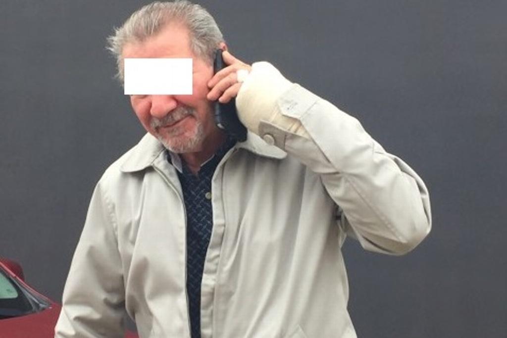 Gilberto Aguirre denuncia a Winckler por tortura