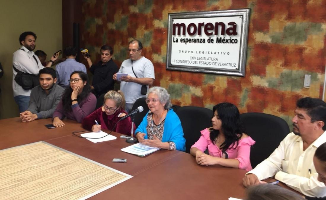 Colectivos hacen trabajo de diputados y proponen mejoras a Ley de Desaparición Forzada