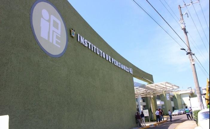 IPE asegura cumplir con pago a sus derechohabientes