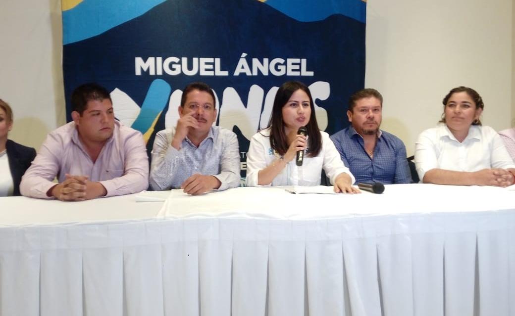 Alcaldes del PRI, Verde y Morena se suman a campaña de MAYM