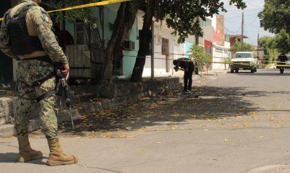 Se pelean a balazos por estacionamiento, en Boca del Río