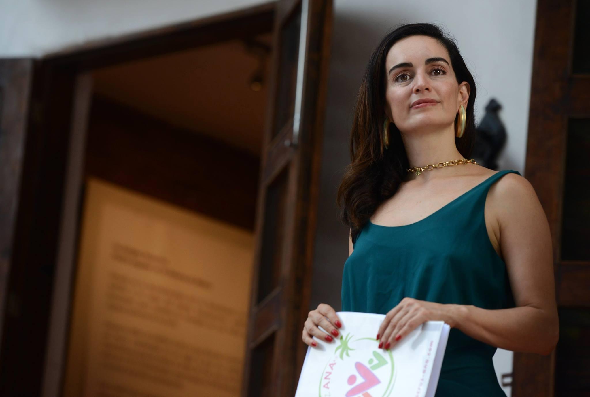 """Ana de la Reguera: """"soy todo menos política"""""""