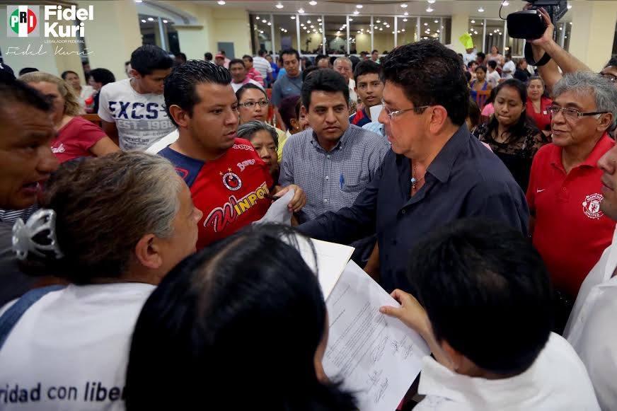 Fidel Kuri revela que jugadores de Veracruz se van de fiesta