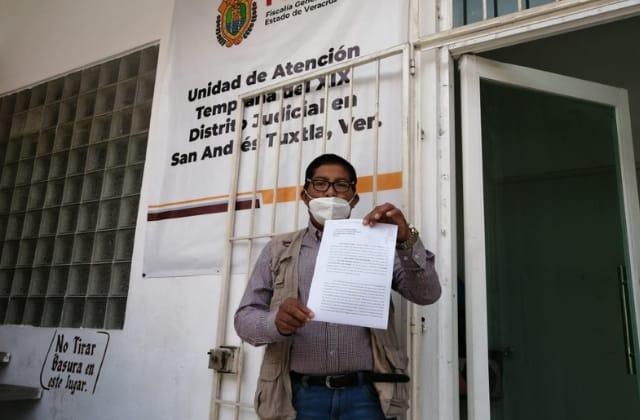Periodista de San Andrés denuncia por amenazas a Sergio Cadena