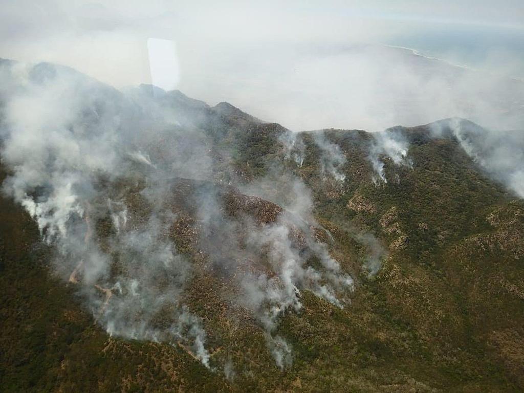 Impune, incendio que consumió 800 hectáreas en Alto Lucero