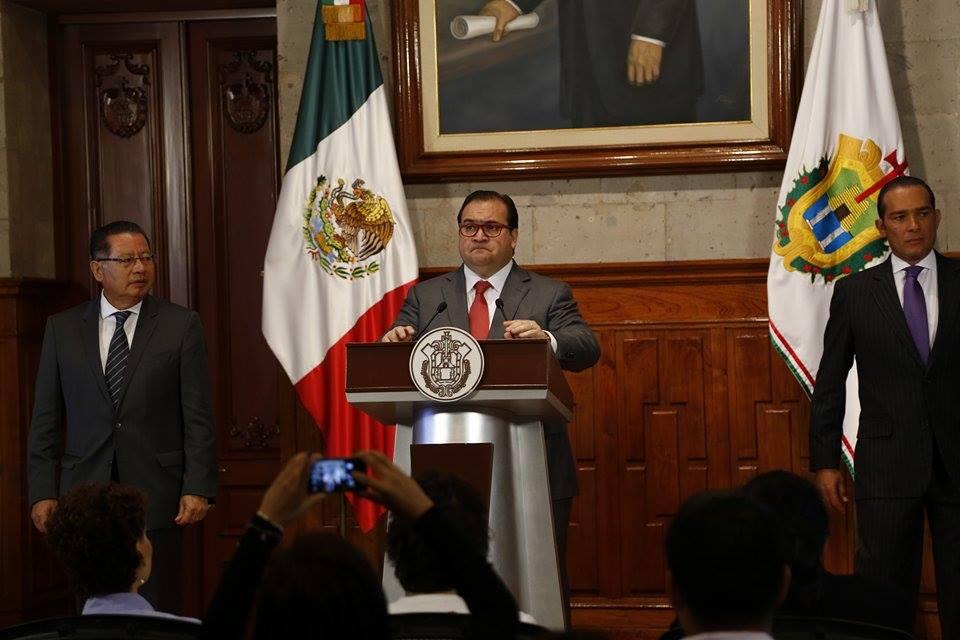 No renunciaré por homicidio de Rubén Espinosa: Javier Duarte