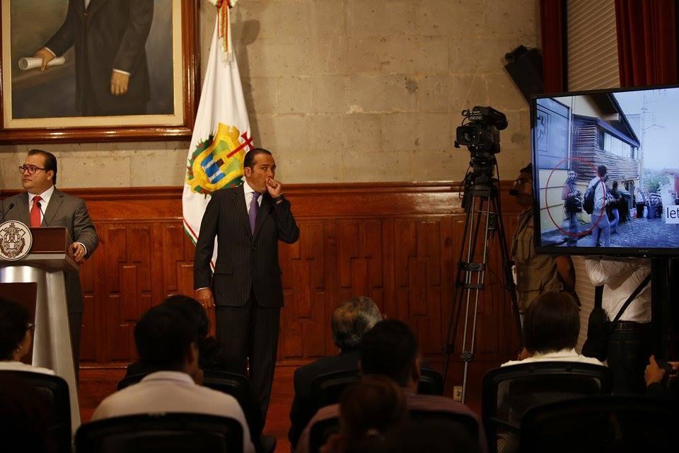 Una semana después, Javier Duarte habla de Rubén Espinosa