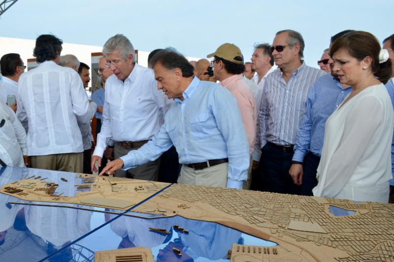 Con nueva infraestructura portuaria y carretera podrán generarse más de 40 mil empleos: MAYL
