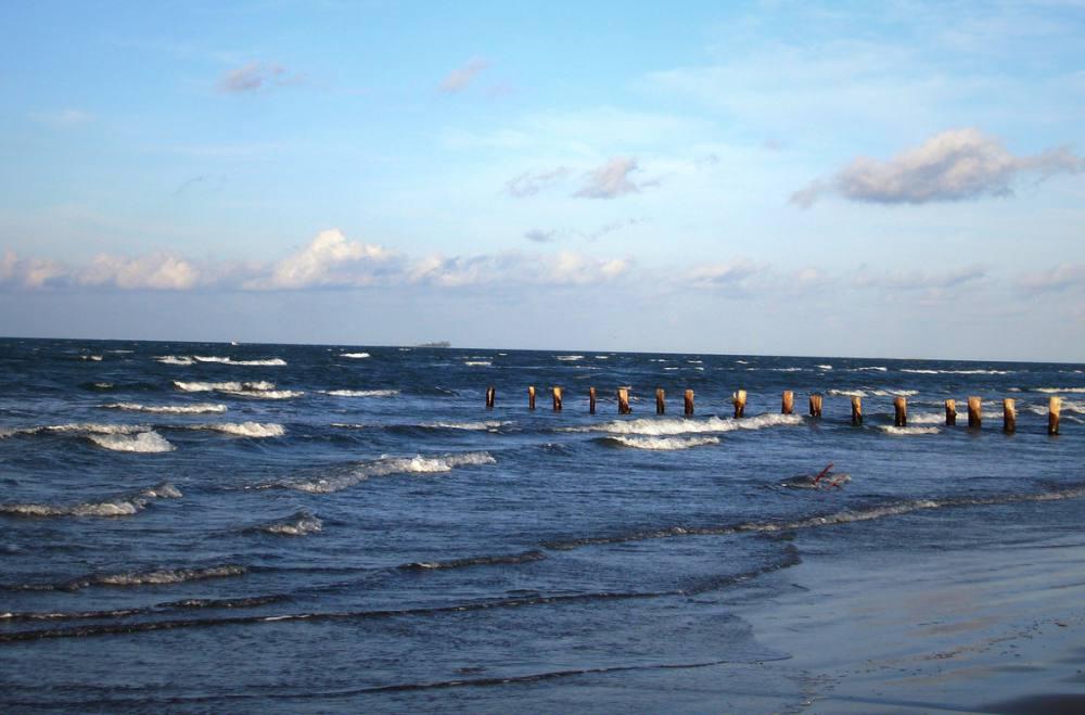Playas de Veracruz Puerto en condiciones para recibir bañistas