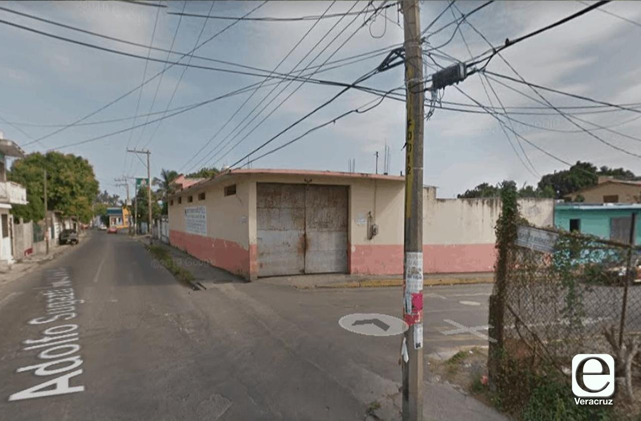 Explosión de tanque de gas en taller del Puerto deja un lesionado