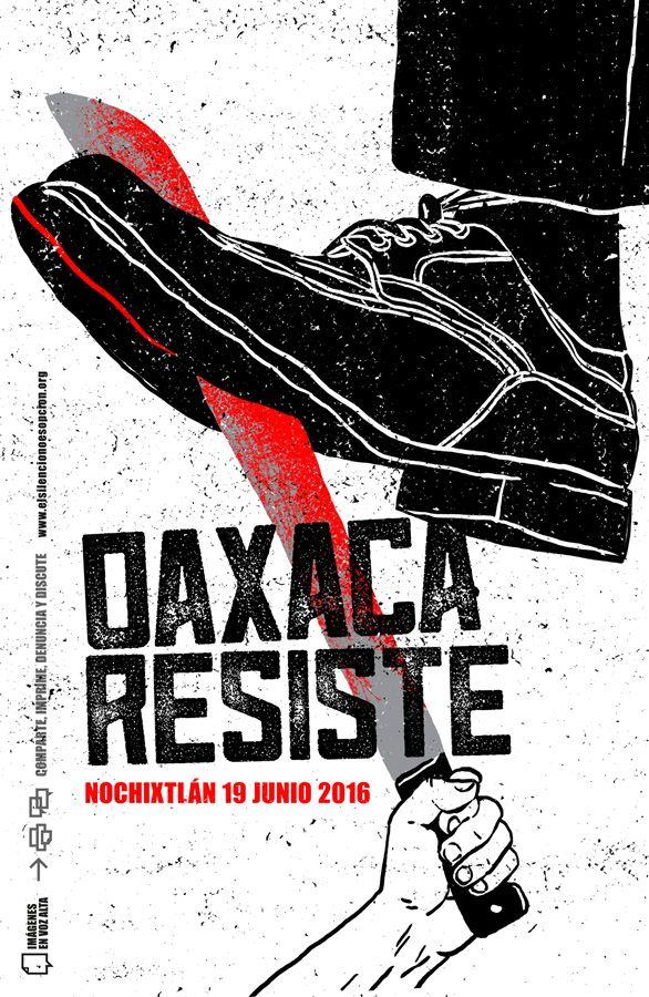 Nochixtlán, muestra de totalitarismo y terrorismo de estado: Normalistas
