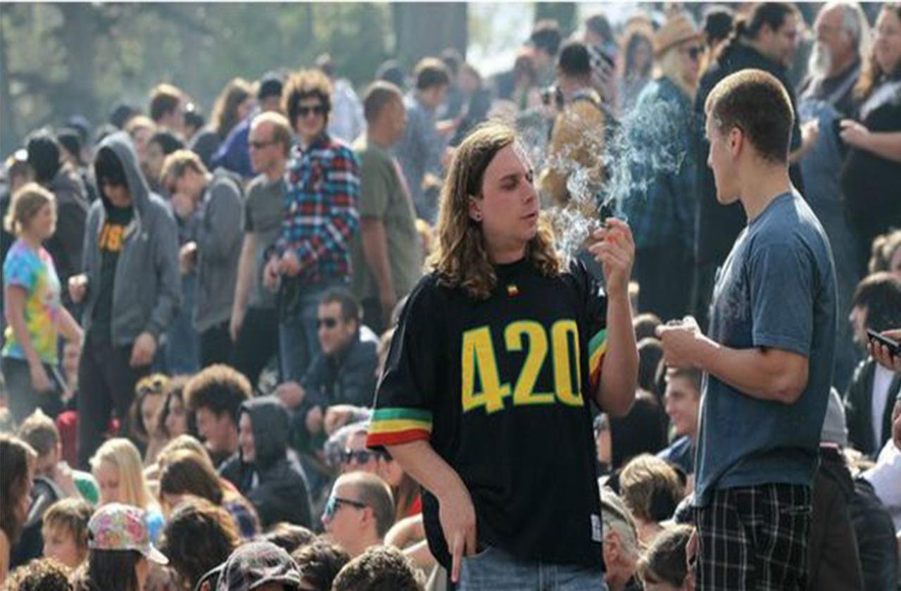 Realizarán 'Fumatón 4:20' en parque Bicentenario de Xalapa