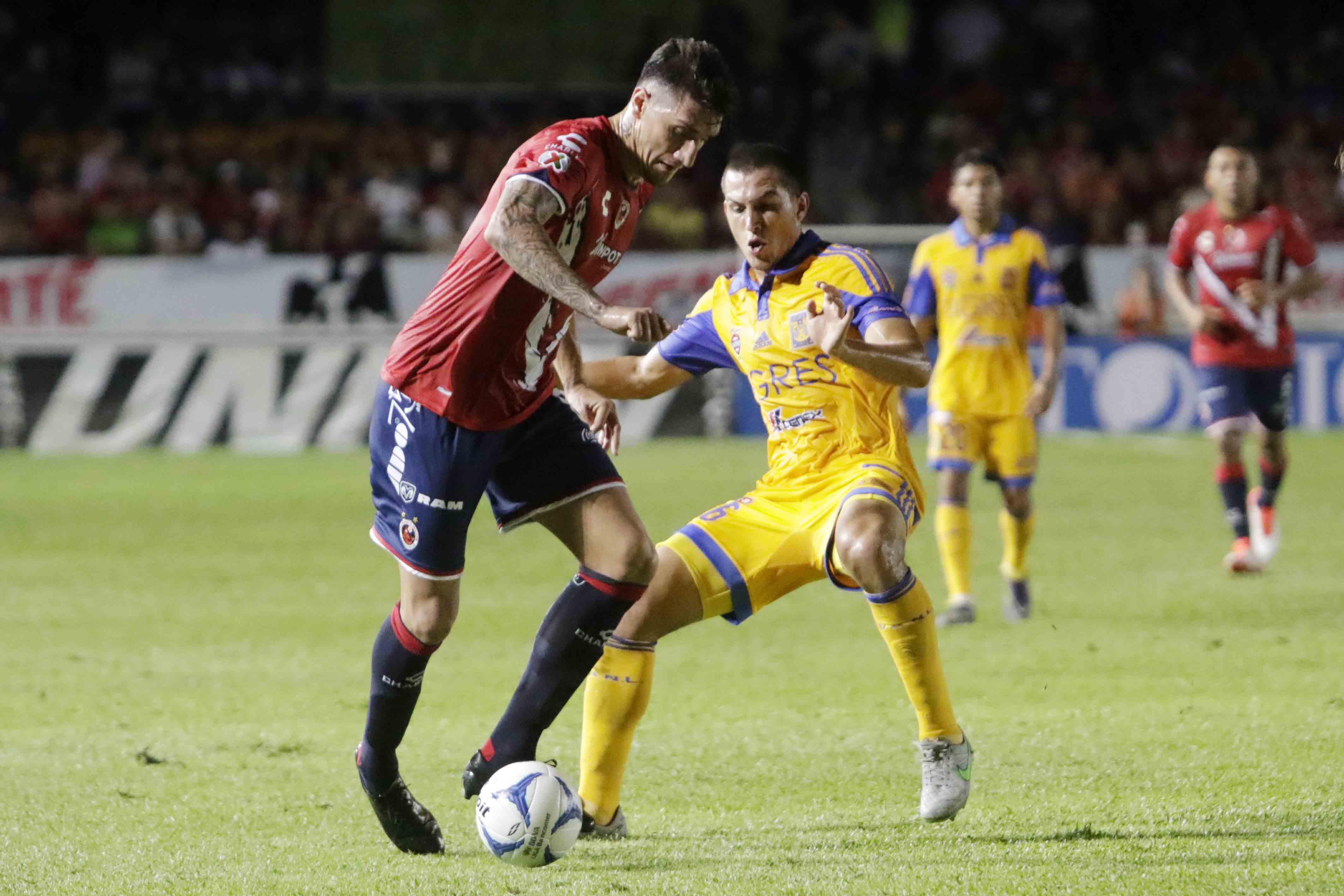 Tigres derrota como visitante 3-1 a Veracruz