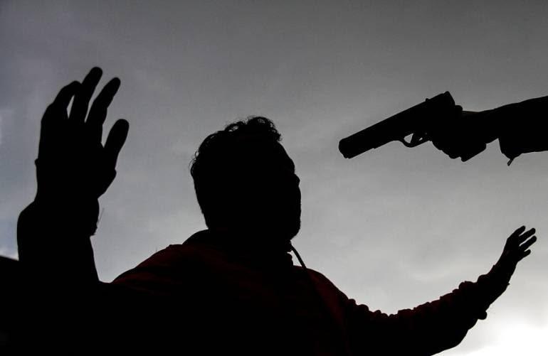 Presunto secuestrador confiesa asesinato de joven en Perote