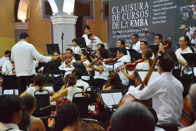 Promueve Gobierno Municipal y EMBA actividades artísticas y culturales en la ciudad