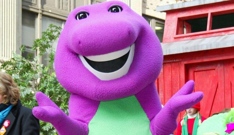 Barney pasó de dinosaurio a ¡gurú sexual!