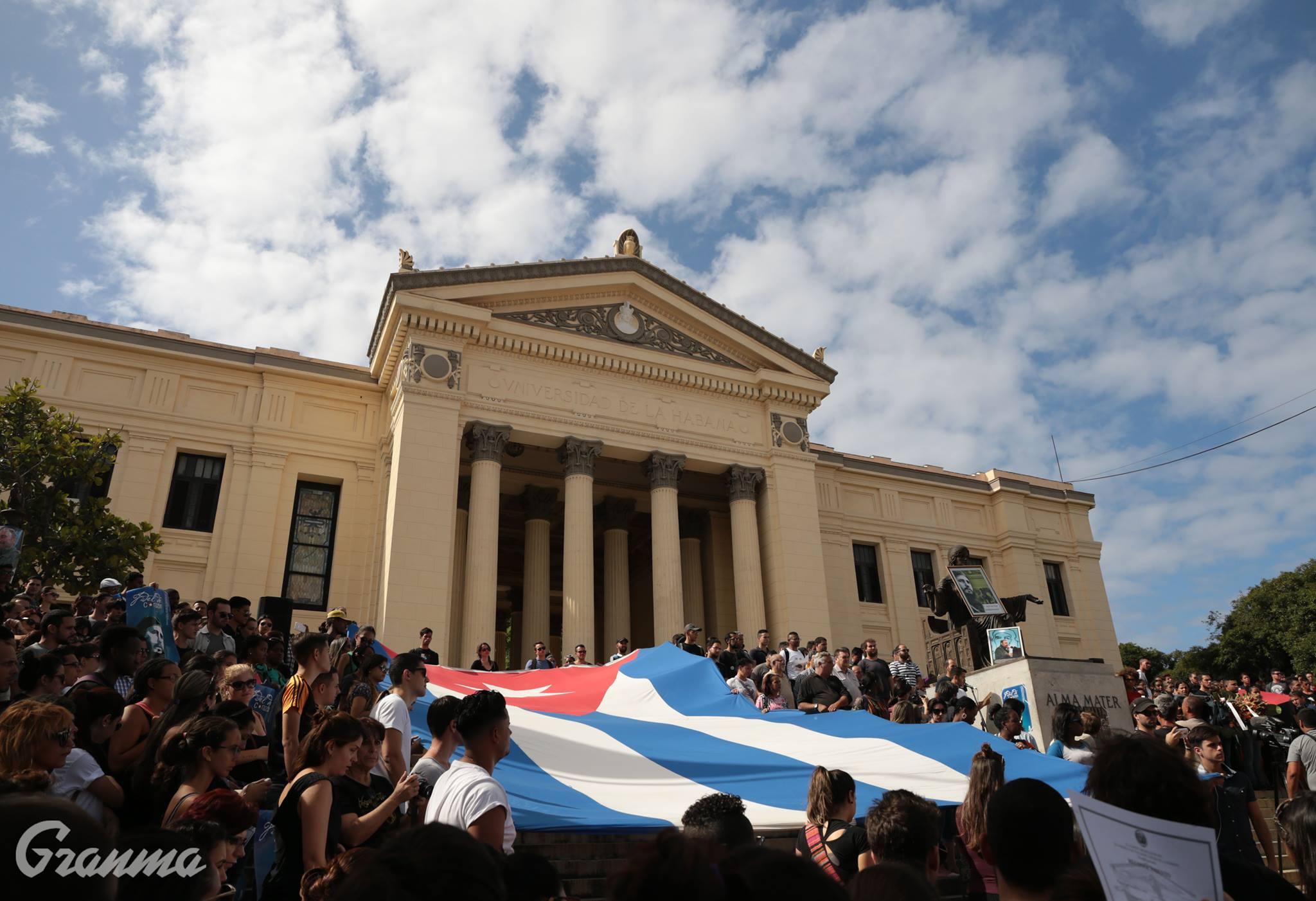 Adiós en La Habana, nueve días de luto en cuba por la muerte de Fidel