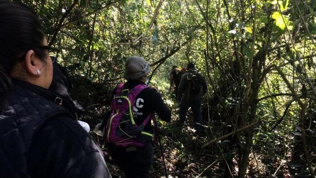 Buscarán cuerpos de desaparecidos en pozos de Ixhuatlán
