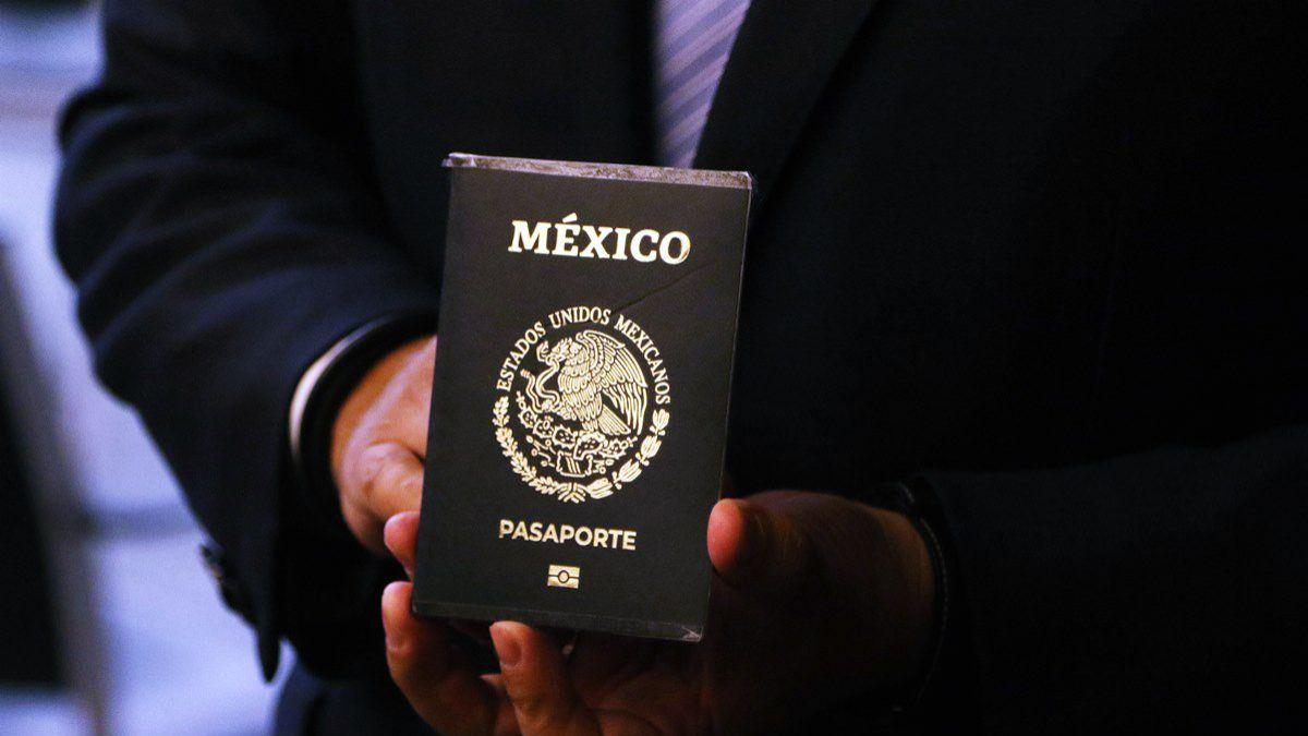 Así será el nuevo pasaporte mexicano electrónico