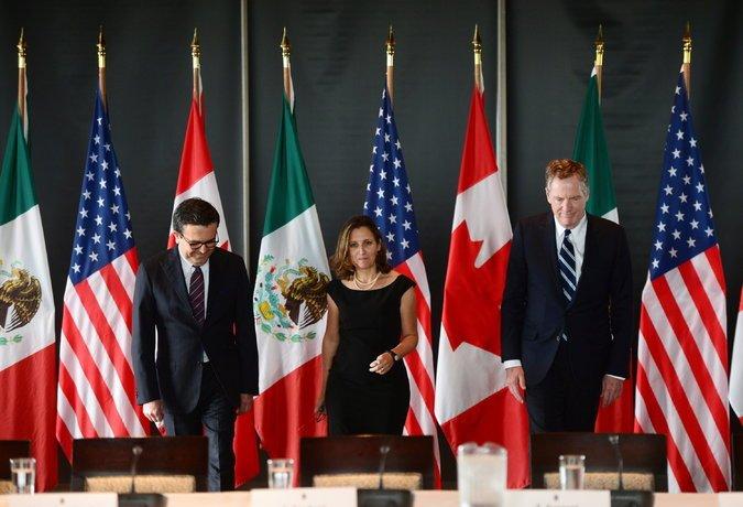 Las otras opciones de México ante posible fracaso del TLCAN