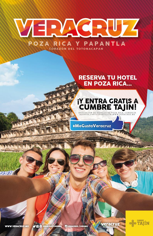 Lanza Sectur promoción Reserva tu Hotel en Poza Rica y entra gratis a Cumbre Tajín
