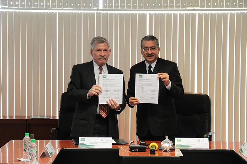 ORFIS y Contraloría suscriben convenio de coordinación