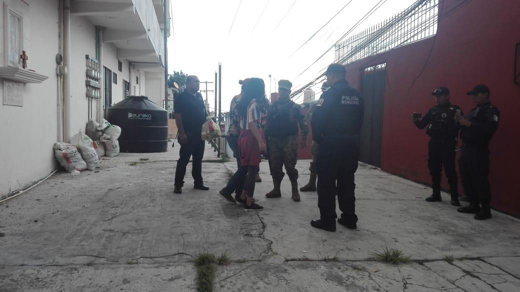 Hallan casa de seguridad y liberan a menor secuestrada en Xalapa